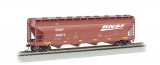 Bachmann HO 56' ACF Center-Flow Hopper - BNSF