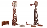 Woodland Scenics Windmills - HO Scale Kit