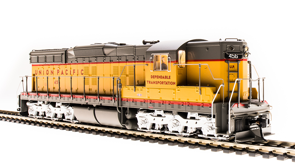 "Broadway Limited HO EMD SD7 ""Union Pacific"" #456 - DCC + Sound"