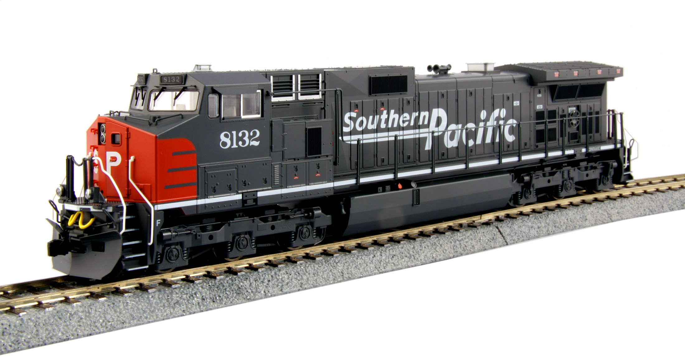 Kato HO GE C44-9W - Southern Pacific #8132