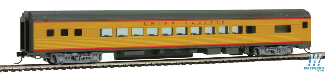 Walthers Mainline HO 85' Budd Small-Window Coach - Union Pacific