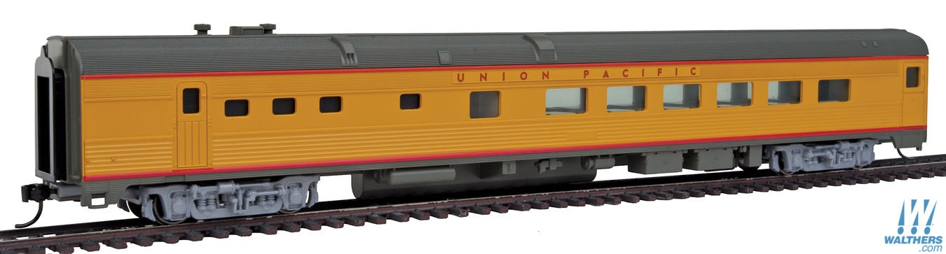 Walthers Mainline HO 85' Budd Diner - Union Pacific