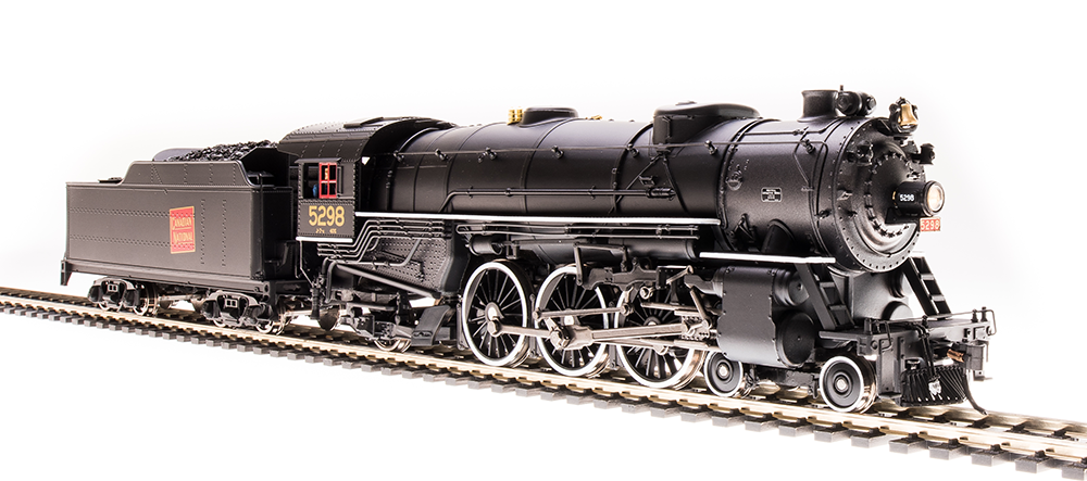 Broadway Limited HO Heavy Pacific 4-6-2, CN #5298 - DCC + Sound