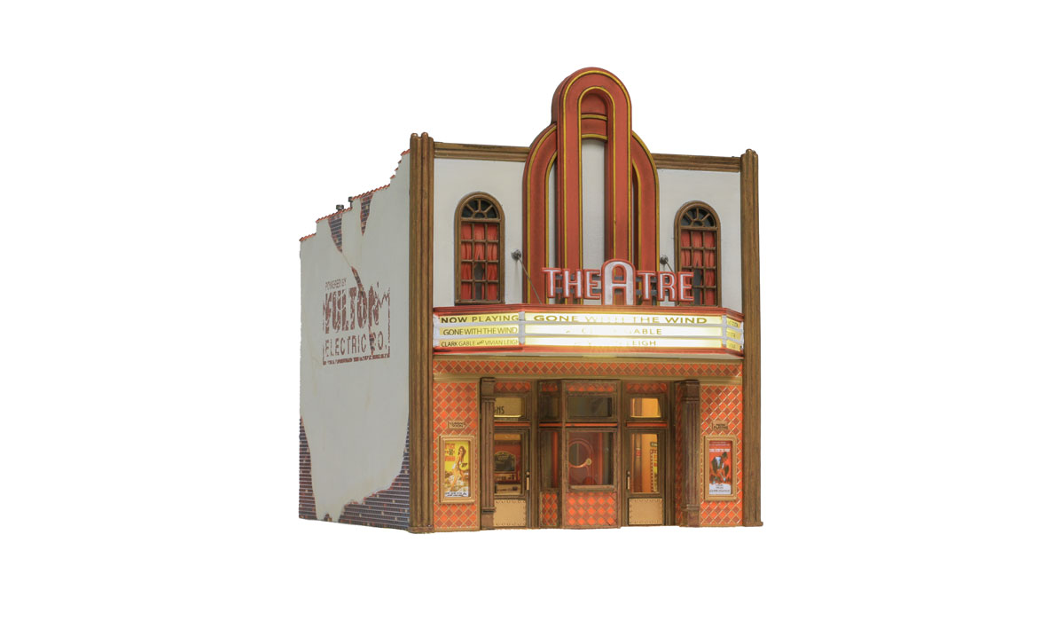 Woodland Scenics Theater - HO Scale