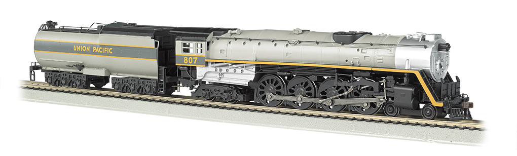 Bachmann HO 4-8-4 - Union Pacific® - #807
