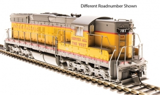 "Broadway Limited EMD SD7 ""Union Pacific"" #778 - DCC + Sound"