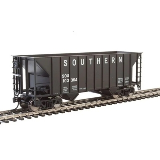 Walthers 34' 100-Ton 2-Bay Hopper - Southern Railway #103366