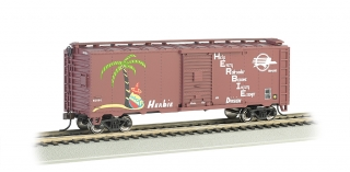 Bachmann HO 40 FT Box Car - Missouri Pacific™ - HERBIE