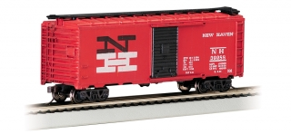 Bachmann HO 40 FT Box Car - New Haven