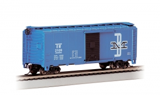 Bachmann HO 40 FT Box Car - Boston & Maine