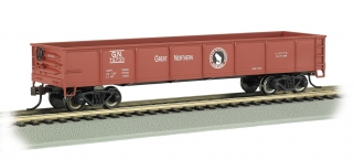 Bachmann HO 40 FT Gondola - Great Northern