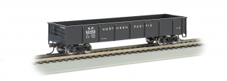 Bachmann HO 40 FT Gondola - Northern Pacific