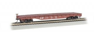 Bachmann HO 52 FT Flat Car - Louisville & Nashville®