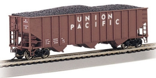 Bachmann HO 100-Ton 3-Bay Hopper - Union Pacific® #36255
