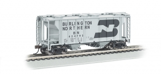 Bachmann HO PS-2 Covered Hopper - Burlington Northern