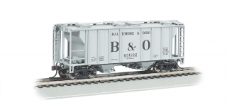 Bachmann HO PS-2 Covered Hopper - Baltimore & Ohio®