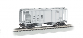 Bachmann HO PS-2 Covered Hopper - New York Central
