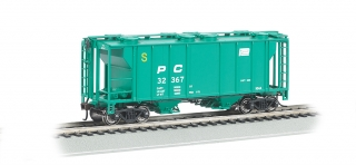 Bachmann HO PS-2 Covered Hopper - Penn Central