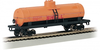 Bachmann HO 40 FT Single-Dome Tank Car - Shell #1758