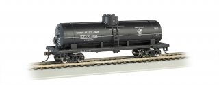 Bachmann HO 40 FT Single-Dome Tank Car - U.S. Army