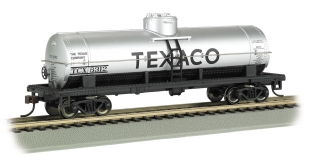 Bachmann HO 40 FT Single-Dome Tank Car - Texaco