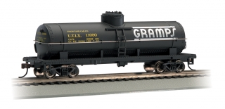 Bachmann HO 40 FT Single-Dome Tank Car - Gramps