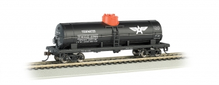 Bachmann HO 40 FT Single-Dome Tank Car - Tidewater