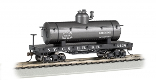 Bachmann HO Old-Time Tank Car - NYC Lines