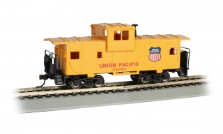 Bachmann HO 36 FT Wide-Vision Caboose - Union Pacific®