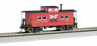 Bachmann HO Northeast Steel Caboose - New Haven #C-543