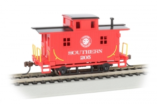Bachmann HO Bobber Cabooses - Southern