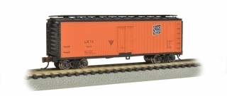 Bachmann N 40 FT Wood-side Refrigerated - Union/Soo Line