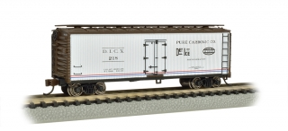 Bachmann N 40 FT Wood-side Refrigerated - Pure Carbonic Company