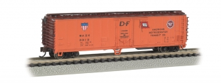 Bachmann N 50 FT Steel Reefer - American Refrigerator Transit Co.