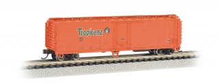 Bachmann N 50 FT Steel Reefer - Tropicana