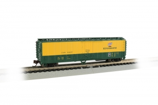 Bachmann N 50 FT Steel Reefer - Chicago & Northwestern™