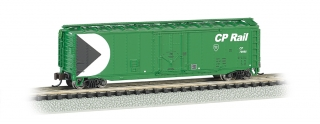 Bachmann N 50 FT Plug-Door Box Car - CP Rail