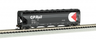 Bachmann N 56 FT 4-Bay Center-Flow Hopper - CP Rail