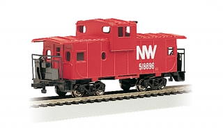 Bachmann N 36 FT Wide-Vision Caboose - Norfolk & Western