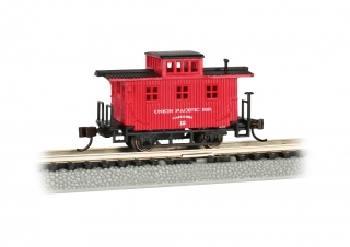 Bachmann N Old-Time Caboose - Union Pacific®