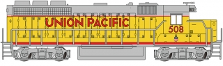 Bachmann N EMD GP40 - Union Pacific #508