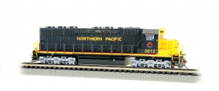 Bachmann N EMD SD45 - Northern Pacific #3612 - DCC + Sound