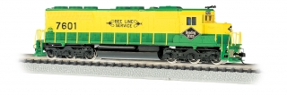 Bachmann N EMD SD45 - Reading #7601 - DCC + Sound