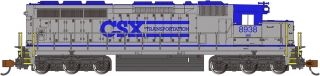 Bachmann N EMD SD45 - CSX Transportation® #8938 - DCC + Sound