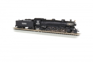 Bachmann N 4-8-2 Light Mountain - Missouri Pacific® #5203 - DCC + Sound