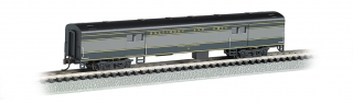 Bachmann N 72 FT Smooth-Sided Baggage Car - Baltimore & Ohio®
