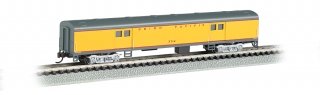 Bachmann N 72 FT Smooth-Sided Baggage Car - Union Pacific®