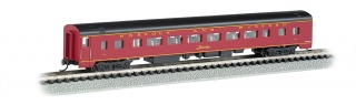 Bachmann N 85 FT Smooth-Sided Coach - Norfolk & Western