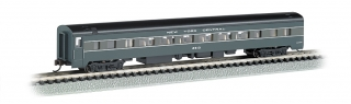 Bachmann N 85 FT Smooth-Sided Coach - New York Central