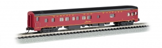 Bachmann N 85 FT Smooth-Sided Observation - Norfolk & Western